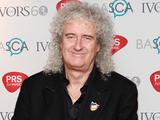 Brian May at the Ivor Novello Awards 2015