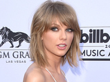Taylor Swift arrives at the Billboard Music Awards 2015