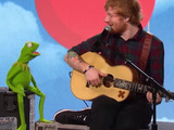 Red Nose Day USA: Ed Sheeran deuts with Kermit the Frog to raise money