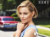 Elizabeth Banks in The EDIT magazine