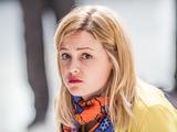 Kimberley Nixon as Harry in Sky 1's Critical
