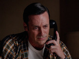 Jon Hamm in Mad Man S07E14: 'Person to Person'