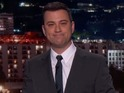"Jimmy Kimmel says ""the reason he has"" his ABC series is all down to David Letterman."