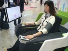 Star Trek-style 'Health Cockpit' rates your wellness while you sit