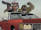Fear and Loathing in Las Vegas comes to comics