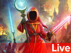 Watch us play Magicka 2 live on Twitch this lunchtime