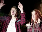 Jesse Eisenberg is a stoner on a quest to save Kristen Stewart in American Ultra teaser