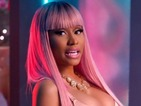 Nicki Minaj unveils colourful music video for 'The Night Is Still Young'