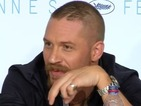 "Mad Max's Tom Hardy has best response to question about women taking over his ""man's movie"""