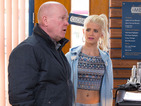 EastEnders spoiler pictures: Phil Mitchell fights to get Lola's job back