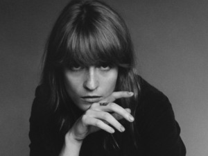 Florence + the Machine How Big, How Blue, How Beautiful album artwork.