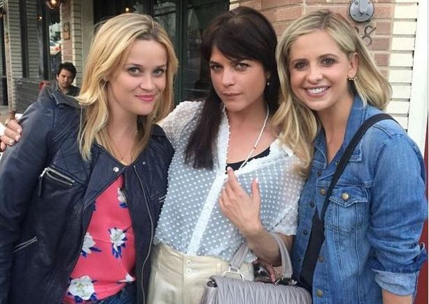 Reese Witherspoon, Sarah Michelle Gellar and Selma Blair ...