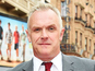 Greg Davies reflects on 'difficult year'