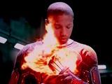 Michael B Jordan in Fantastic Four