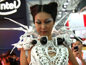 Would you wear a 3D-printed spider dress to protect your personal space?