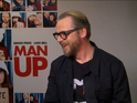 Simon Pegg interview for Man Up