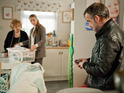 Jenny finally makes her move in Friday's Coronation Street episodes.