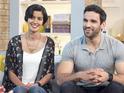 Rakhee Thakrar jokes about the soap's current love triangle.