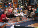 Simon Helberg, Johnny Galecki, Melissa Rauch, Mayim Bialik, Jim Parsons, Kaley Cuoco-Sweeting and Kunal Nayyar in The Big Bang Theory
