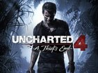 Check out the official box art for Uncharted 4: A Thief's End