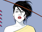 Take a first look at the long-awaited Phonogram: The Immaterial Girl