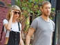Calvin gushes over 'incredible' Taylor Swift
