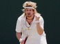 See Andy Samberg vs Kit Harington in tennis