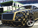 Solid gold jets, designer weapons and high-end cars included in the add-on.