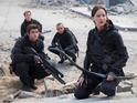 Katniss Everdeen and Gale Hawthorne are ready for war in first image from sequel.