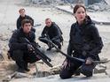 Jennifer Lawrence  in Mockingjay Part 2 scene