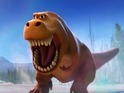 New movie from Pixar's Peter Sohn imagines a world where dinosaurs survive extinction.