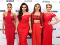 Little Mix, Amanda Holden, Kaley Cuoco-Sweeting and more grace the red carpet.