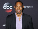Actor Jason George plays Dr Ben Warren on the ABC medical drama.