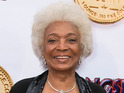 The Lieutenant Uhura actress is on the mend after being hospitalised last week.