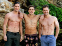 It's time for some sexy pictures of all three Brennan brothers.