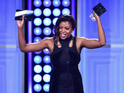 Cat Deeley honours the very best in television at fifth annual Critics' Choice Television Awards.