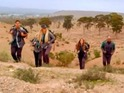 The BBC One show sees contestants complete tasks in London and Marrakesh.
