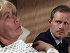 Nick's two worlds collide after Erica is rushed to hospital.