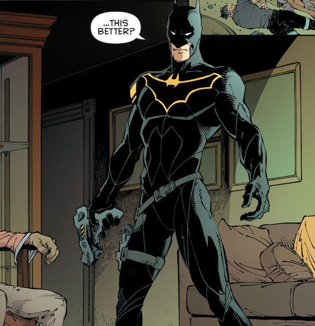 batman new robot costume