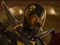 Yellowjacket unleashes chaos in Ant-Man teaser