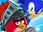 Angry Birds take flight in Sonic Dash