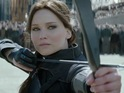 Jennifer Lawrence leads a revolution in the first trailer for The Hunger Games finale.