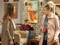 Harriet complains about Ashley keeping secrets in Friday's episode.