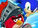 Red, Chuck and Bomb can be unlocked in Sonic Dash for the next three weeks.