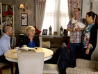 POTD: Coronation Street's Liz McDonald vows revenge on Tony Stewart