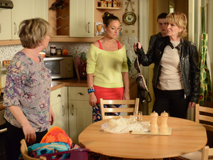 Shirley bursts in and accuses Carol