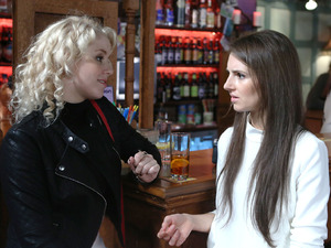 Hayley informs Louise she doesn't have the right attitude