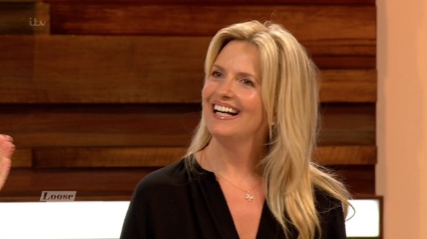 Penny Lancaster Sparks Controversy With Cookery Comments