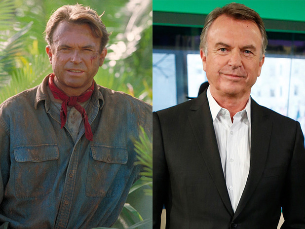 What happened to the cast of Jurassic Park? Sam Neill and ...