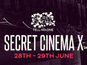 Secret Cinema X announces new show